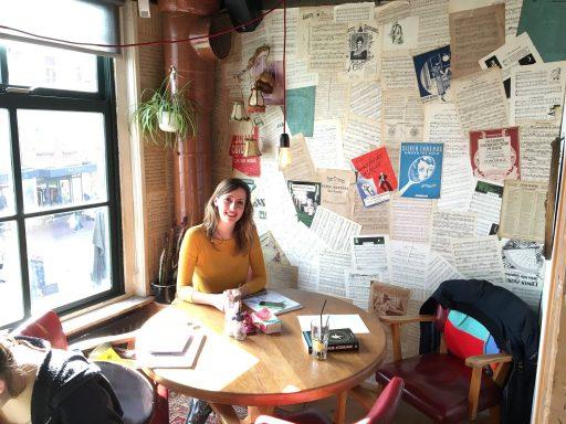 Afbeelding #000 voor het verhaal Karakter: de Chinese vertalingen van Sara Thijs