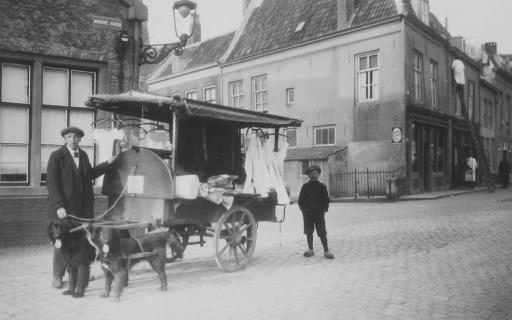 Afbeelding #000 voor het verhaal Karren in Middelburg 1875-1955