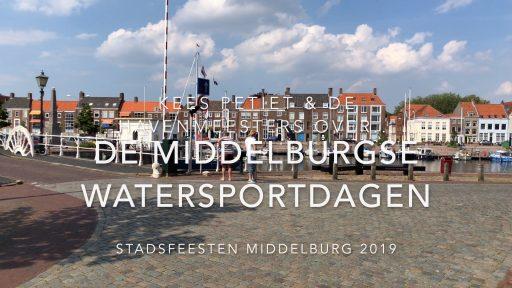 Afbeelding #000 voor het verhaal Kees Petiet en de Havenmeesters over de Middelburgse Watersportdagen 2019