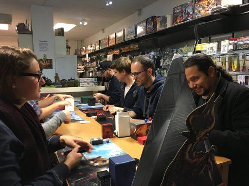 Afbeelding #001 voor het verhaal Kennismaken met bordspellen bij spellenspeciaalzaak De Burcht in Middelburg