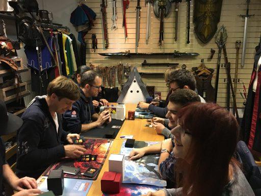Afbeelding #002 voor het verhaal Kennismaken met bordspellen bij spellenspeciaalzaak De Burcht in Middelburg