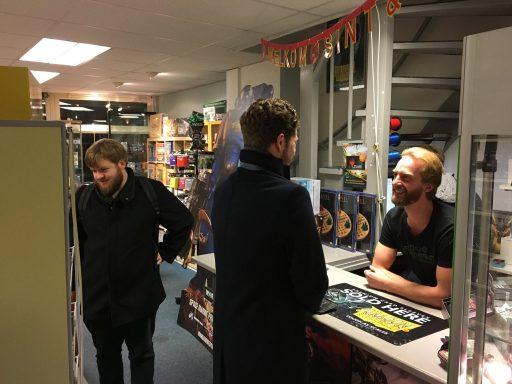 Afbeelding #004 voor het verhaal Kennismaken met bordspellen bij spellenspeciaalzaak De Burcht in Middelburg