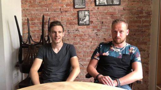 Afbeelding #000 voor het verhaal Kennismaken met Robbie Nuberg en Mitchell Joosse van Markt 21