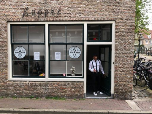Afbeelding #000 voor het verhaal Kennismaken met The Men's Room Middelburg in de Sint Janstraat