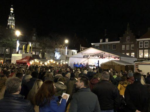 Afbeelding #000 voor het verhaal Kerstzingen op de Markt in Middelburg 2019