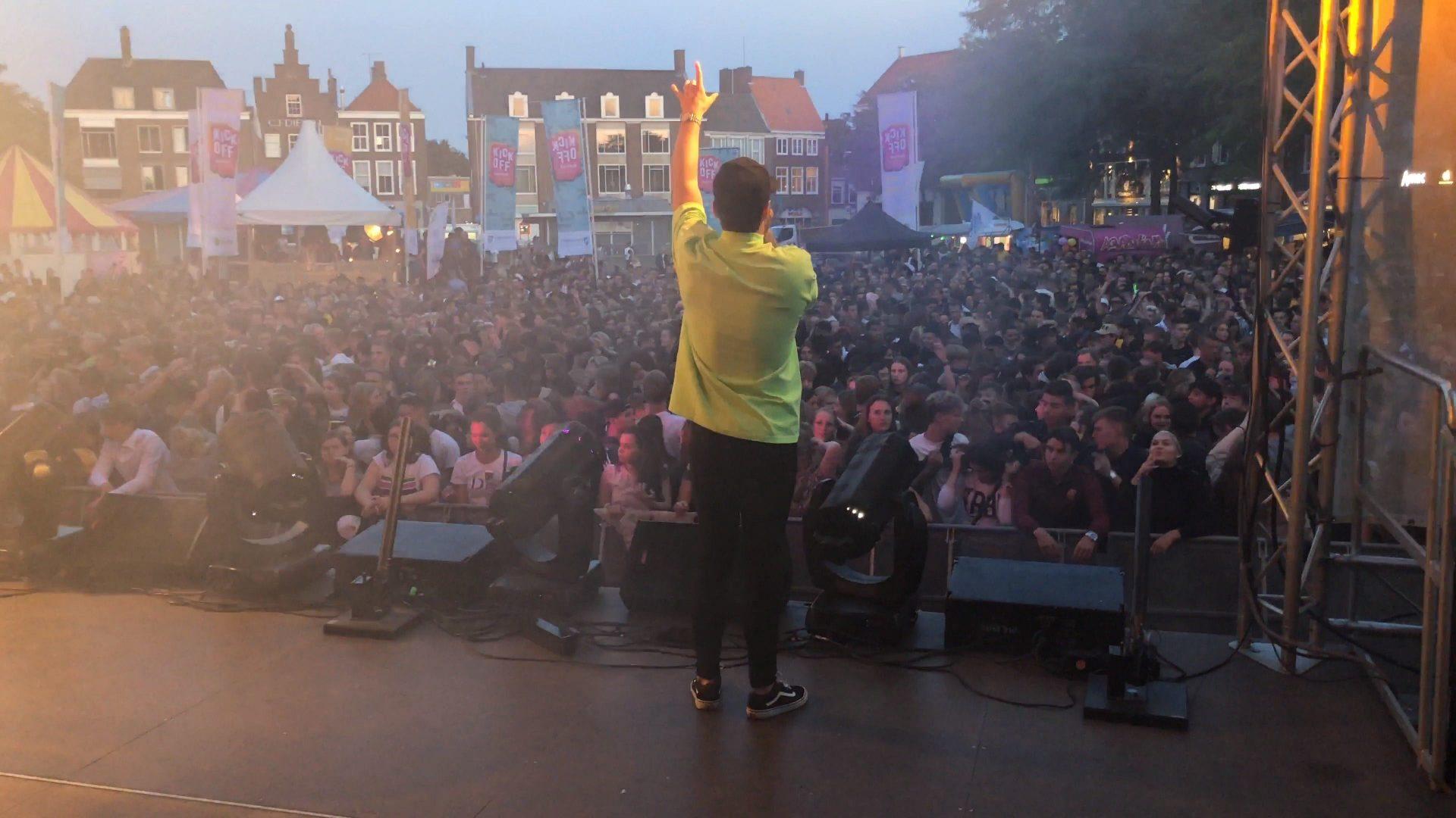 Afbeelding #000 voor het verhaal Kickoff Festival Zeeland 2019: een impressie