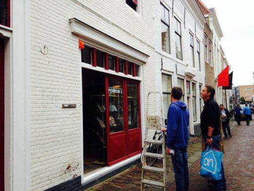 Afbeelding #003 voor het verhaal Kijk, daar beweegt iets! Een Middelburgse koopzondag met heel veel kunst