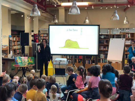 Afbeelding #002 voor het verhaal Kinderboekenweek Middelburg 2018 is begonnen