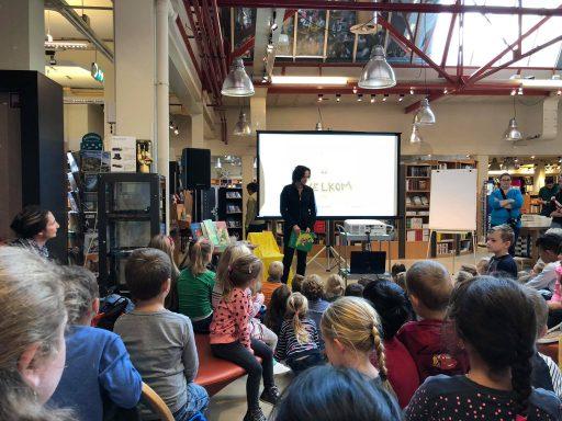 Afbeelding #004 voor het verhaal Kinderboekenweek Middelburg 2018 is begonnen