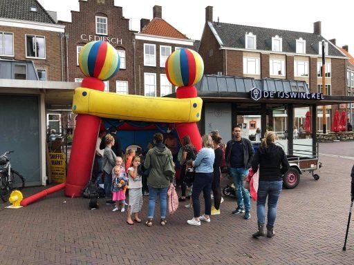 Afbeelding #000 voor het verhaal Kinderfestijn! Stadsfeesten Middelburg 2019 van start gegaan