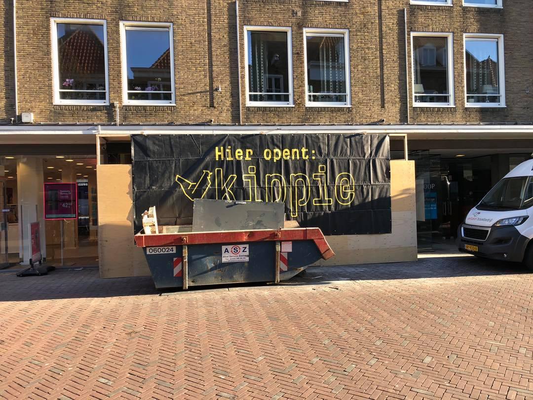 Afbeelding #000 voor het verhaal Kippie Middelburg verhuist van de Nieuwe Burg naar de Lange Delft