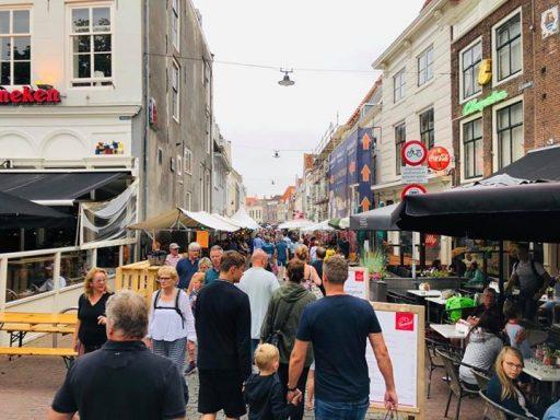 Afbeelding #000 voor het verhaal Klaar voor dag 3 van Mosselfeesten Middelburg