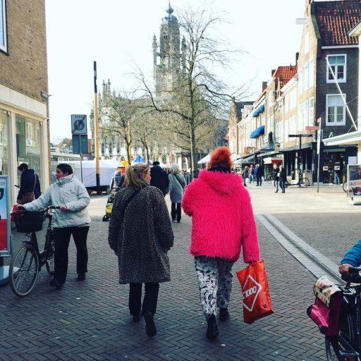 Afbeelding #000 voor het verhaal Kleurrijk Middelburg, februari 2017