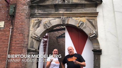 Afbeelding #000 voor het verhaal Koen en Colinda over Biertour Middelburg