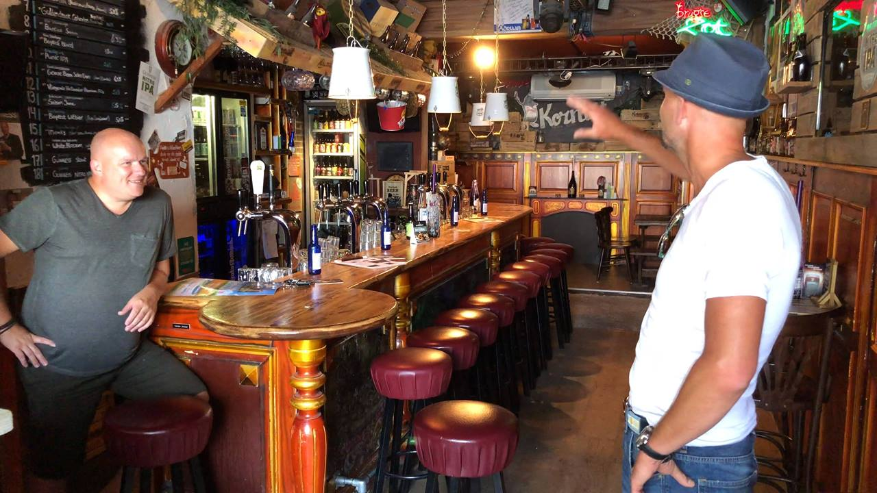 Afbeelding #000 voor het verhaal Koen Funk over het Zomer Bierfestival Middelburg 2018 (4 augustus)