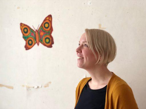 Afbeelding #000 voor het verhaal Koestraatpanorama: het dak op met Sarah van Villex