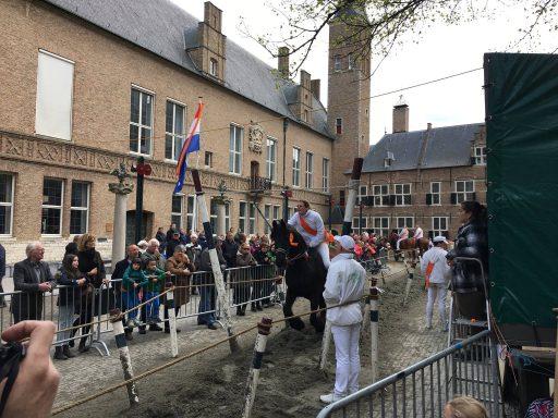Afbeelding #000 voor het verhaal Koningsdag in Middelburg, in 37 kiekjes
