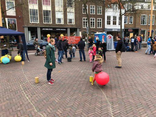 Afbeelding #003 voor het verhaal Koningsdag Middelburg 2018: beelden van het ochtendprogramma