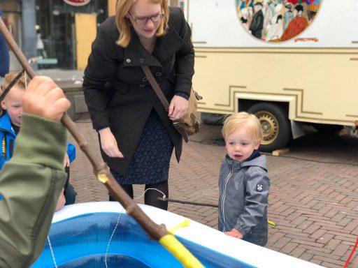 Afbeelding #004 voor het verhaal Koningsdag Middelburg 2018: beelden van het ochtendprogramma