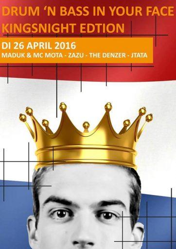 Afbeelding #000 voor het verhaal Koningsnacht en -dag Middelburg 2016