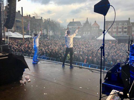 Afbeelding #000 voor het verhaal Koningsnacht en Koningsdag Middelburg 2019: de agenda