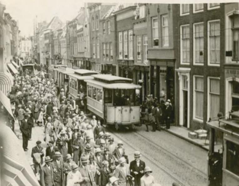 Afbeelding #000 voor het verhaal Langeviele Middelburg, 1895-1955