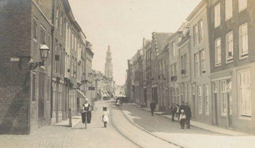 Afbeelding #001 voor het verhaal Langeviele Middelburg, 1895-1955