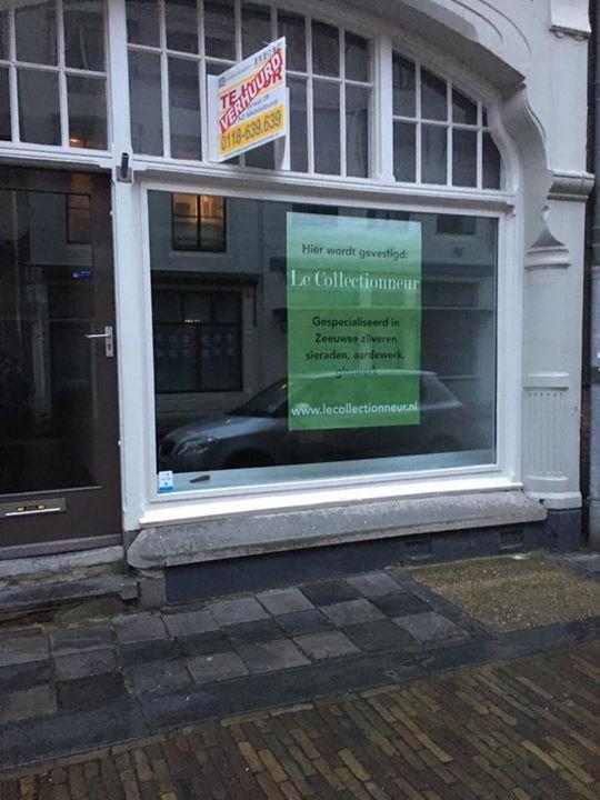 Afbeelding #000 voor het verhaal Le Collectioneur keert terug…in de Lange Noordstraat