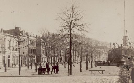 Afbeelding #003 voor het verhaal Lekker zen: historische beelden van Middelburg