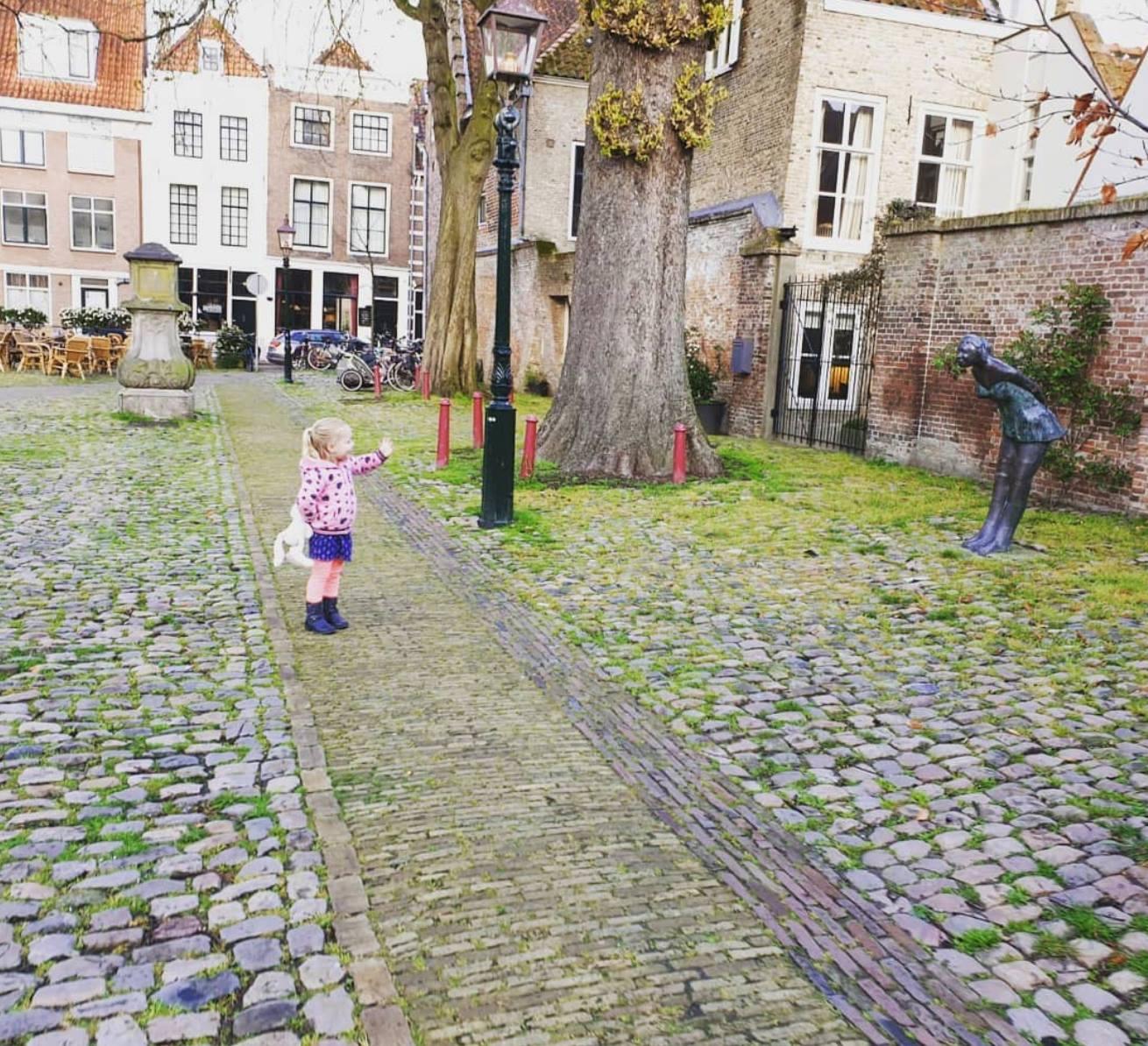 Afbeelding #000 voor het verhaal Lente! Middelburg op Instagram, maart-april 2019