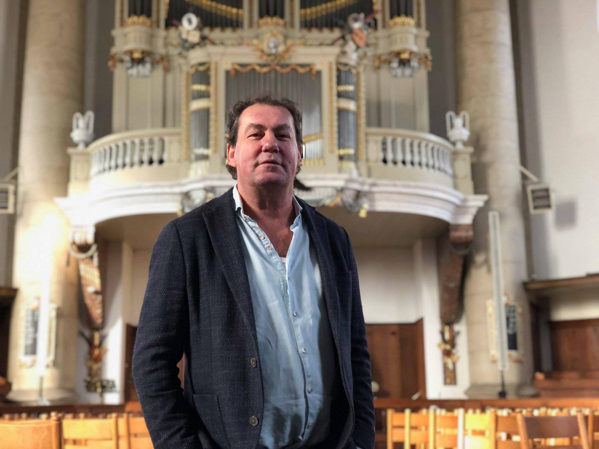 Afbeelding #000 voor het verhaal Leo Hannewijk komt thuis in Oostkerk