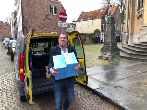 Afbeelding #001 voor het verhaal Leo Hannewijk komt thuis in Oostkerk