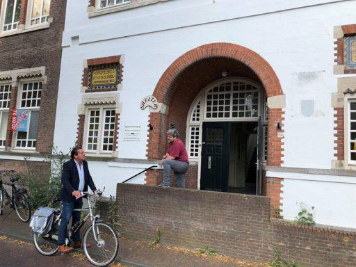 Afbeelding #000 voor het verhaal Leo Hannewijk naar Zeeuwse Concertzaal, mét plannen voor de Oostkerk