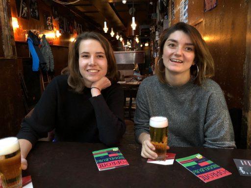 Afbeelding #000 voor het verhaal Lonneke en Laurien over Popronde Middelburg 2018