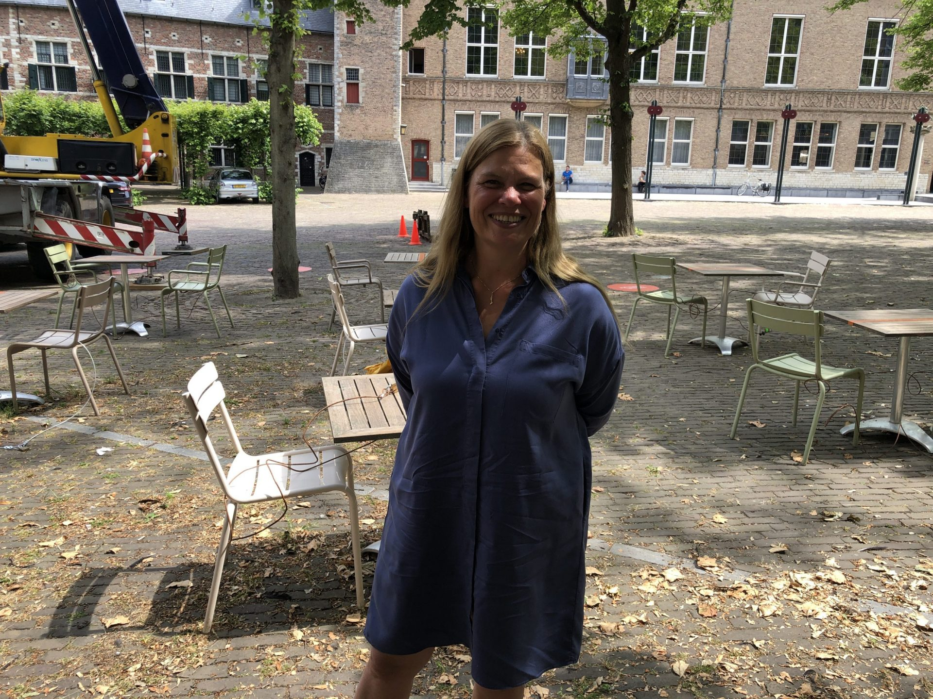 Afbeelding #000 voor het verhaal Marjan Ruiter over de heropening van het Zeeuws Museum op 17 juni