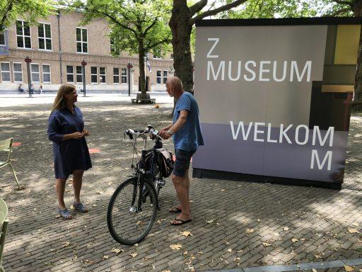 Afbeelding #002 voor het verhaal Marjan Ruiter over de heropening van het Zeeuws Museum op 17 juni