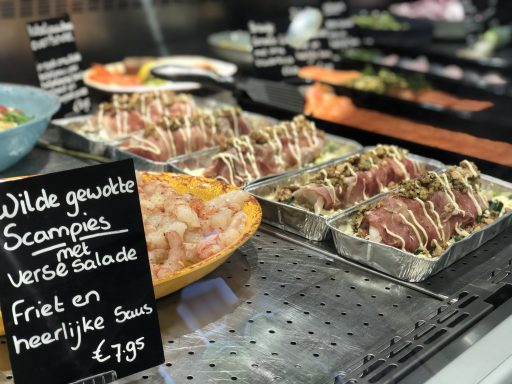 Afbeelding #002 voor het verhaal Martin Meedendorp over de opening van Foodbar Middelburg