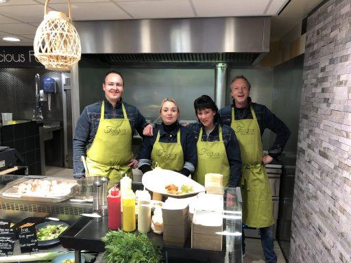 Afbeelding #004 voor het verhaal Martin Meedendorp over de opening van Foodbar Middelburg