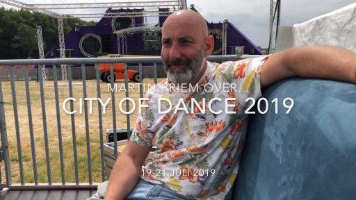 Afbeelding #000 voor het verhaal Martin Priem over City of Dance Weekend 2019