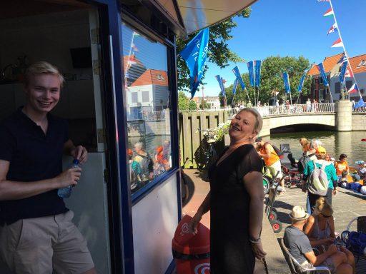Afbeelding #000 voor het verhaal Mee met Rondvaart Middelburg: de foto's