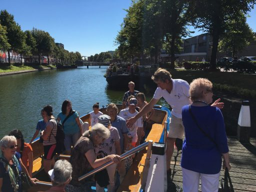 Afbeelding #001 voor het verhaal Mee met Rondvaart Middelburg: de foto's
