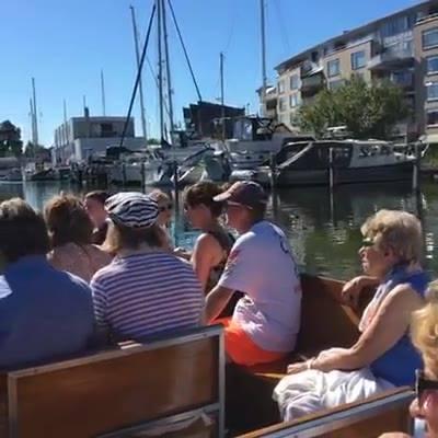 Afbeelding #000 voor het verhaal Mee met Rondvaart Middelburg: de (live-) video