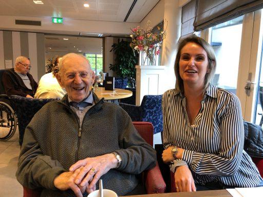 Afbeelding #000 voor het verhaal Meneer Blaas over de eerste Zeeuwse Autogarage in Middelburg