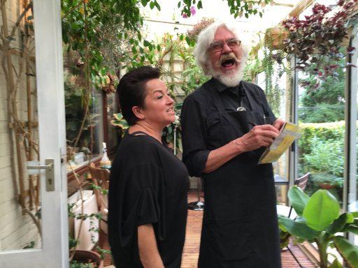 Afbeelding #000 voor het verhaal Met Diana van Hoften op bezoek bij preparateur Wim Phaff