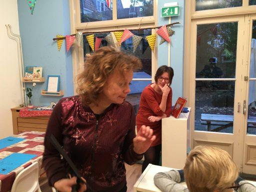 Afbeelding #001 voor het verhaal Met onderwijscoach Saskia Eggebeen op bezoek bij de Maneblussertjes