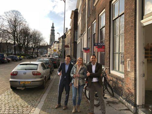 Afbeelding #000 voor het verhaal Met Sinke Komejan op bezoek bij de voormalige Sauna Middelburg