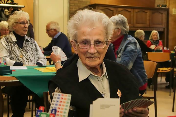 Afbeelding #000 voor het verhaal Mevrouw Meulmeester: al 75 jaar trouw aan 't Zand 0