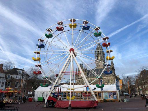Afbeelding #000 voor het verhaal Middeburg Winterstad: nu mét reuzenrad