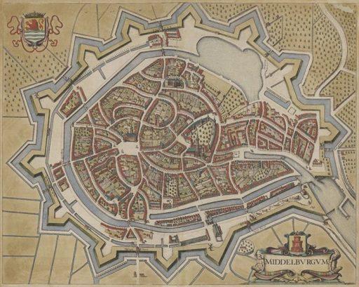 Afbeelding #000 voor het verhaal Middelburg, 1657