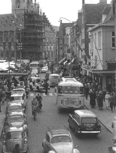 Afbeelding #000 voor het verhaal Middelburg 1958-1972, door de ogen van Jacqueline Midavaine, deel 4